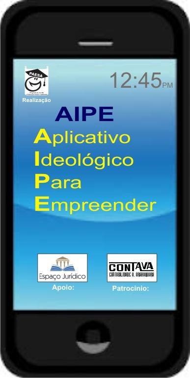 AIPE - Aplicativo Ideológico Para Empreender