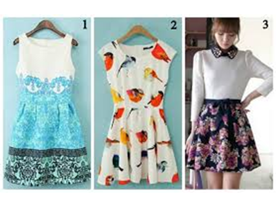 Capa - Dicas:De roupas bonitas à venda