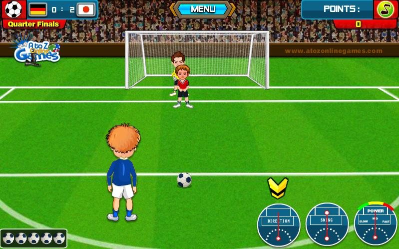Capa - Jogo de esporte Crazy Champion Soccer