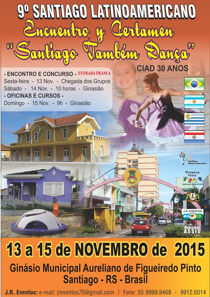 Capa - 9° Santiago Latino Americano