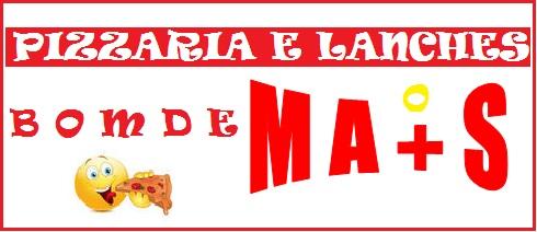 Capa - Pizzaria e Lanches Bomdema+s