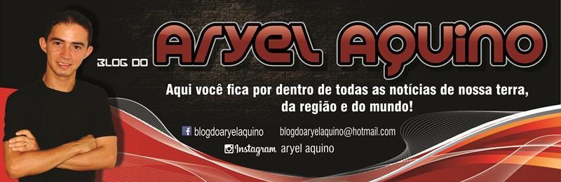 Capa - Damião Mendes Confirma Parceria com o Blog do Aryel Aquino.