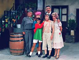 Capa - personagens do chaves